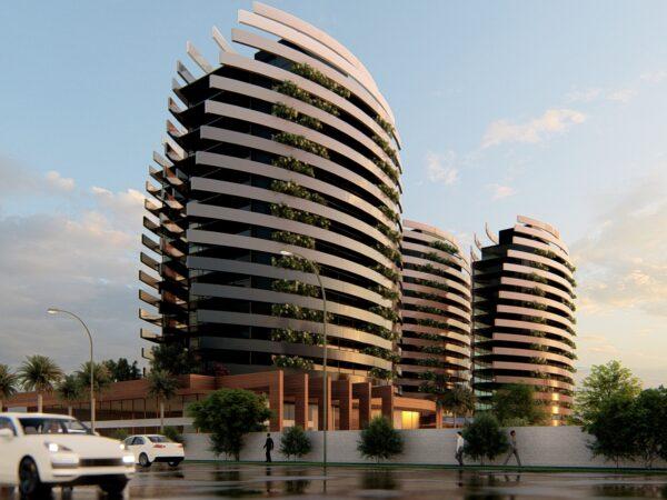 Edifício Residencial e Comercial SJP